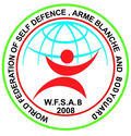 World Federation Of Self Defence, Arme Blanche And Personal Arts